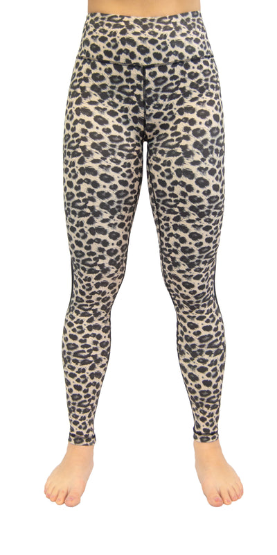 Blonde Cheetah - Legging