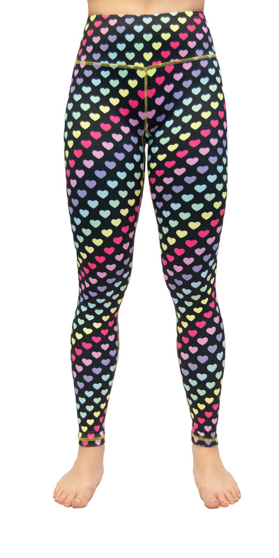 Radiant Hearts - Legging