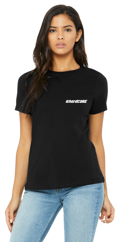 #hardCORE - Relaxed Tee