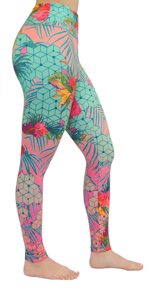 Tropic Love - Legging