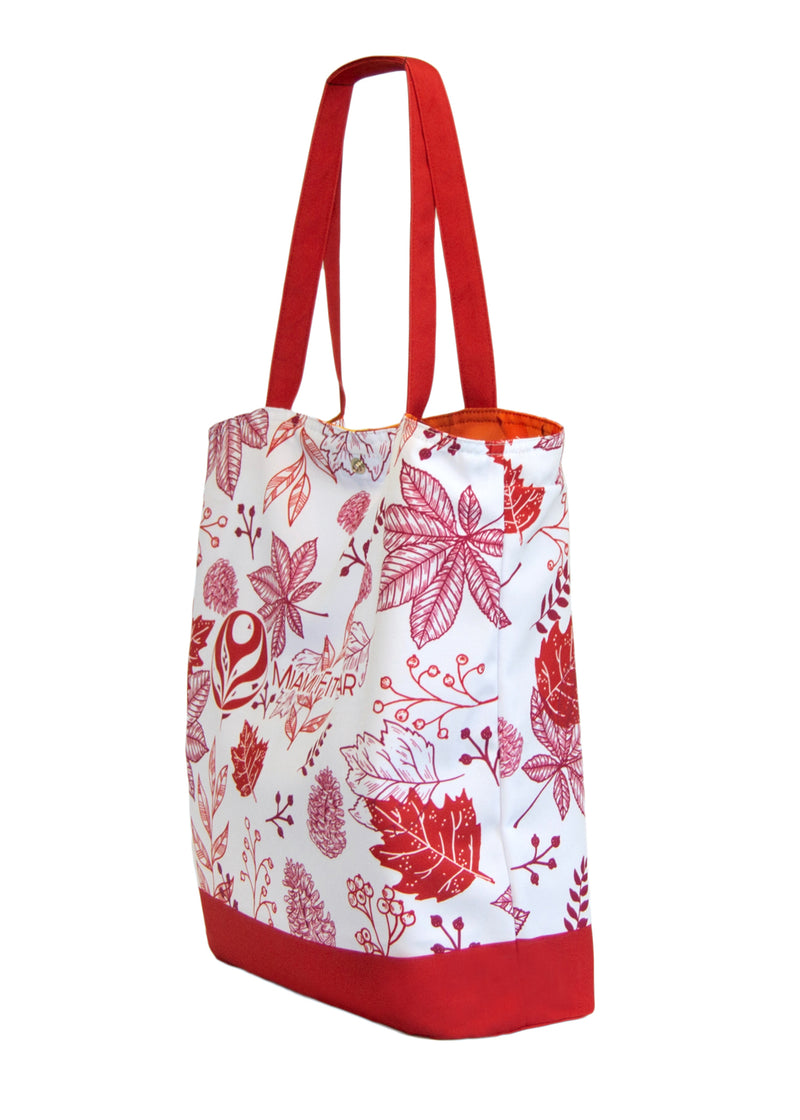 Feel Autumn - Reversible Tote