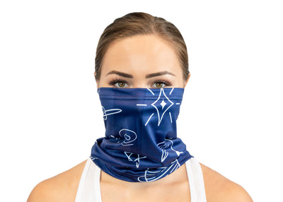 Space Travel - Neck Gaiter