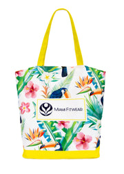 Jungle Paradise - Reversible Tote