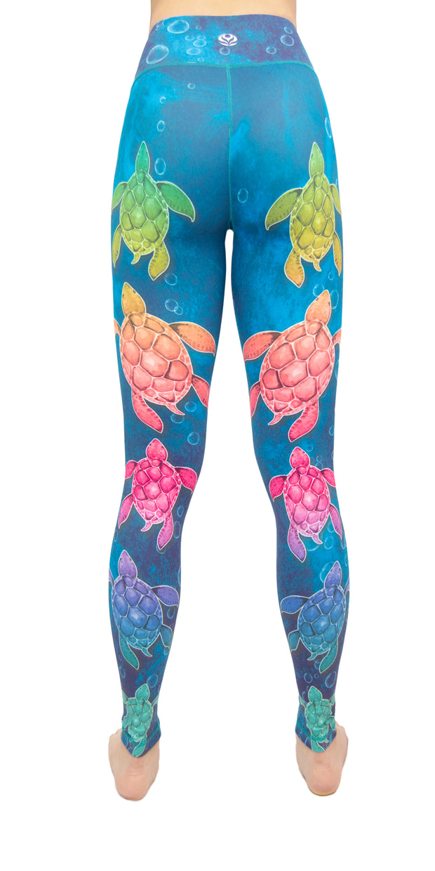 [Deep Sea] Turtles - Legging