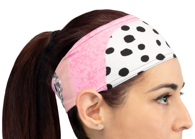 Pretty In Pink - Headband