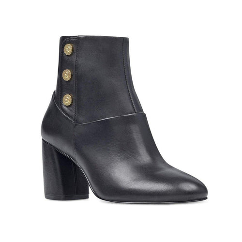 Kirtley Block-Heel Booties