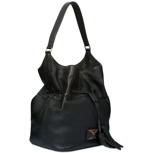 DKNY Alix Medium Bucket Bag-Handbags & Accessories-DKNY-ShoeShock