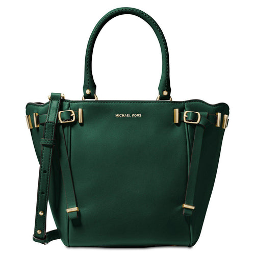 Amelia Top Zip Small Messenger Tote