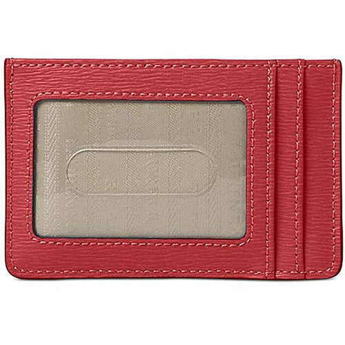 Bennington Mini Leather Card Case