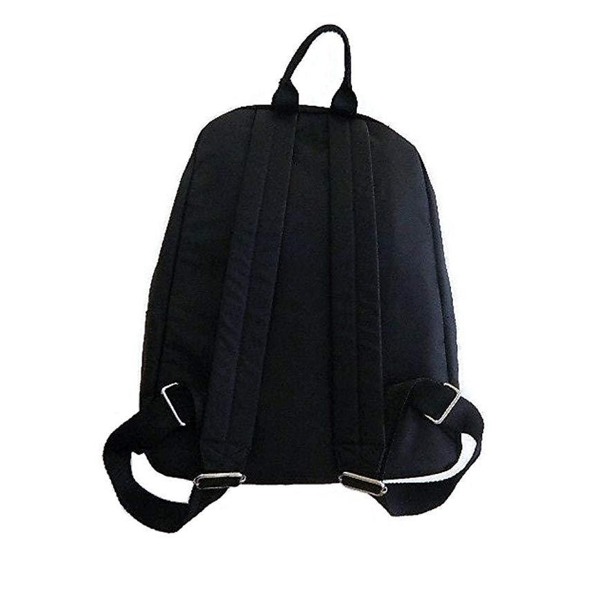 Studio 33 Backpack Black/Gray-Handbags & Accessories-Studio 33-ShoeShock