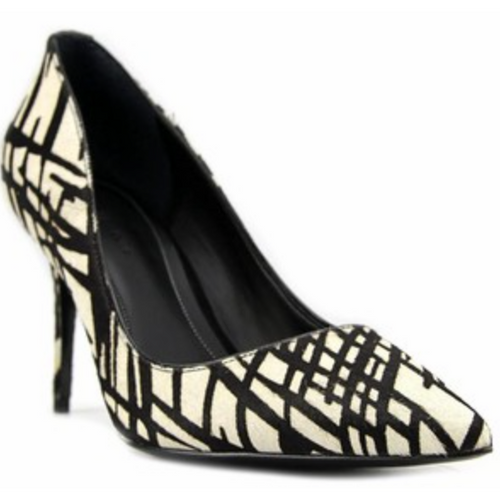 Kendall + Kylie Britnely Printed Calf Hair Pointed Toe Pumps-Shoes-Kendall + Kylie-8-ShoeShock