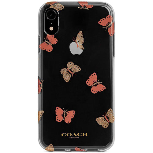 Butterfly Print iPhone XR Case