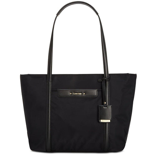 Calvin Klein Key Item Medium Tote-Handbags & Accessories-Calvin Klein-ShoeShock