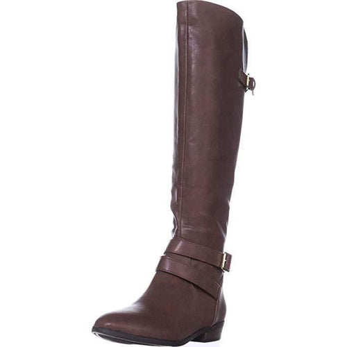 Material Girl Carleigh Tall Riding Boots-Shoes-Material Girl-5-ShoeShock