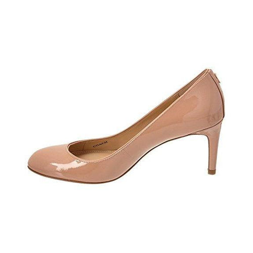 Coach Devon Patent Leather Pump-Shoes-Coach-7-ShoeShock