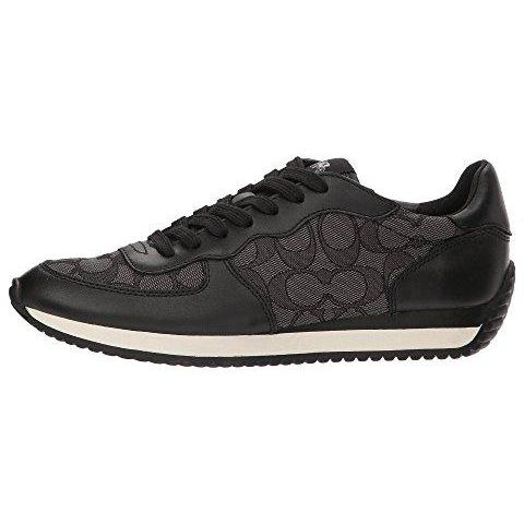 Coach Womens Farah Low Top Lace up Fashion Sneakers-Shoes-Coach-6-ShoeShock