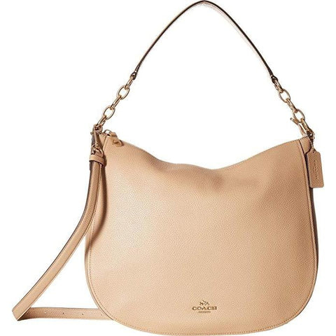 d91312eb873cda COACH Womens Polished Pebbled Leather Chelsea 32 Hobo. $ 189.00. $ 325.00. Michael  Kors Women's Raven Large Leather Shoulder Bag