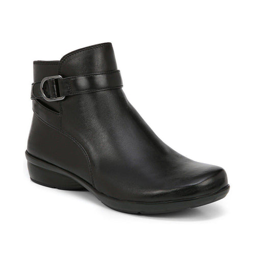 Colette Solid Ankle Booties