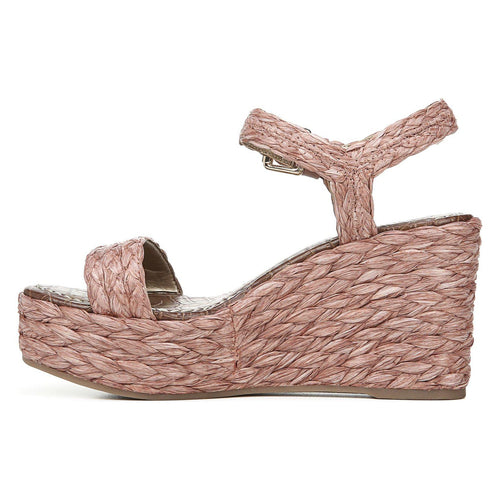 Deena Platform Wedge Espadrille Sandals