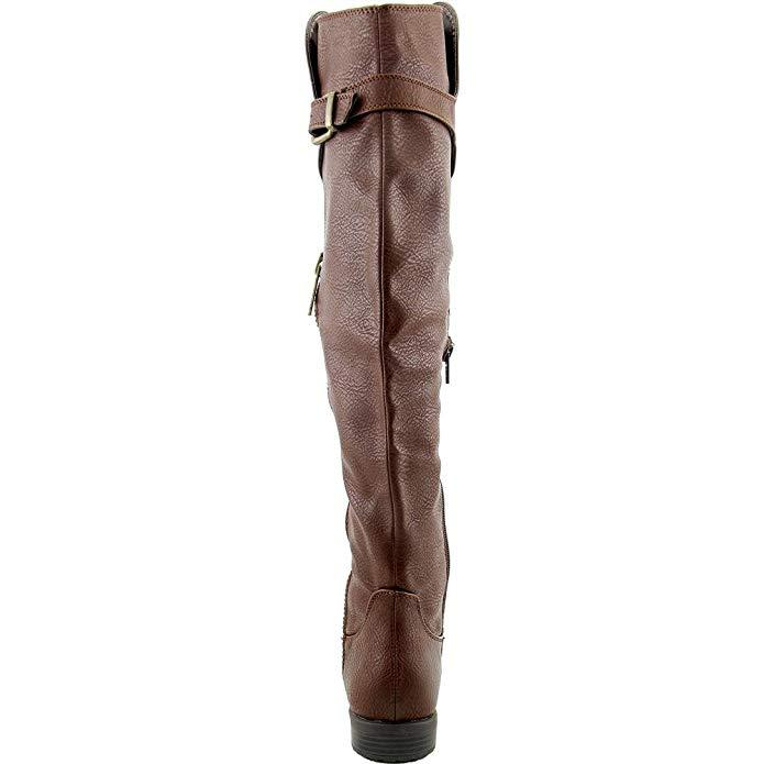 Rialto First Row Casual Over The Knee Boots Women's Shoes-Shoes-Rialto-6-ShoeShock