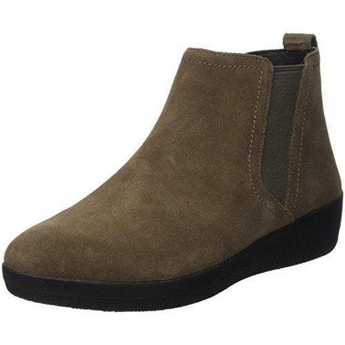 FitFlop Superchelsea Bungee Cord Women's Boots-Shoes-Fitflop-7-ShoeShock