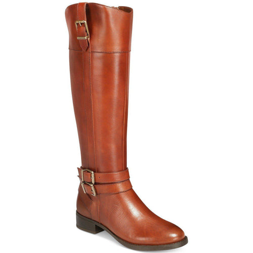 Inc International Concepts Women's Frankii Wide-Calf Riding Boots-Shoes-INC-5-ShoeShock