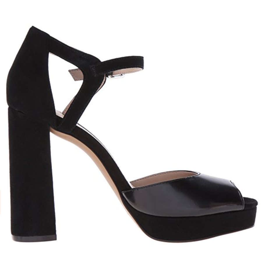 23f0f5b0d4a French Connection Dita Ankle Strap High Heel Platform Sandals-Shoes-French  Connection-8.5