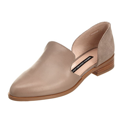 French Connection Women's Lottie d'Orsay Flats-Shoes-French Connection-6.5-ShoeShock