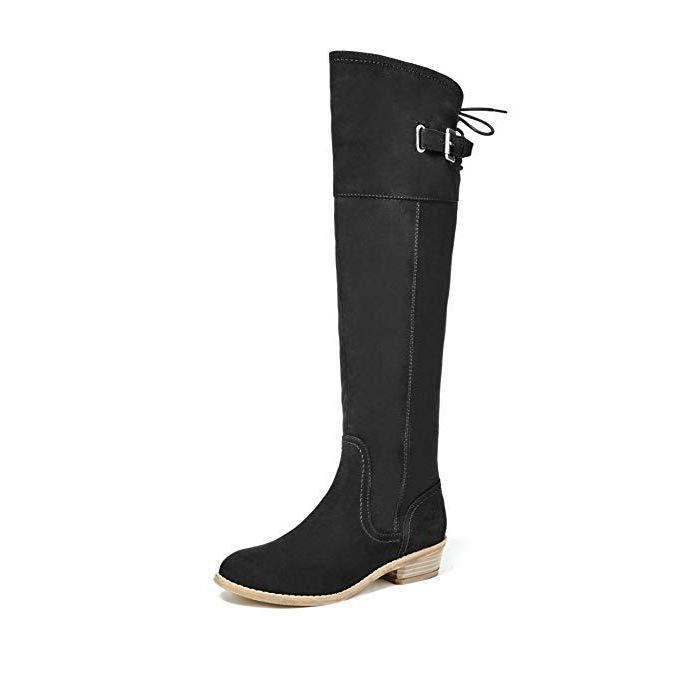 G By Guess Aikon Over The Knee Boots Shoeshock