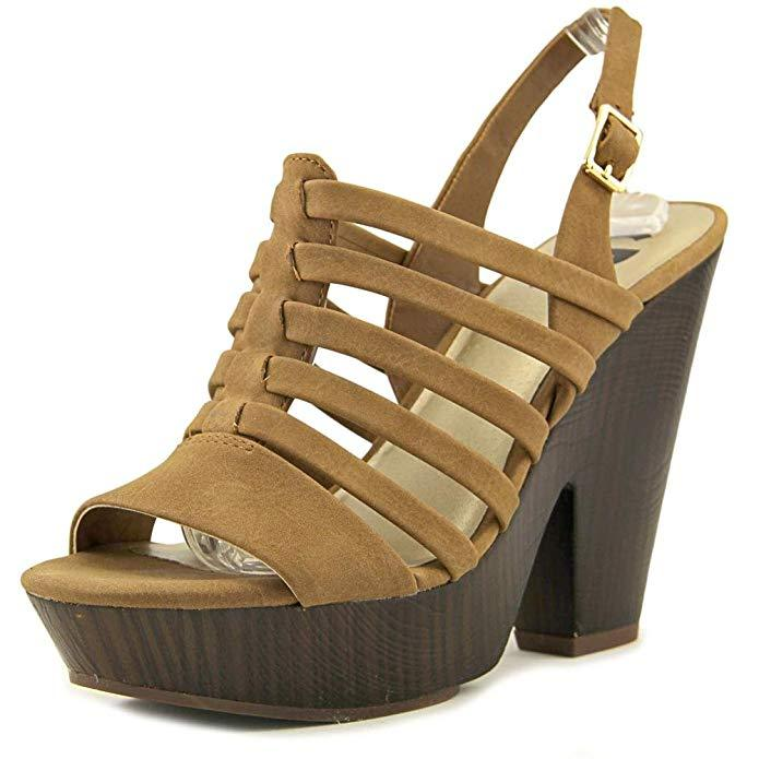 G by GUESS Seany2 Platform Gladiator Sandals-Shoes-Guess-7.5-ShoeShock