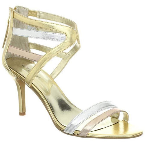 Nine West Geez Louis Womens Leather Strappy-Shoes-Nine West-7.5-ShoeShock