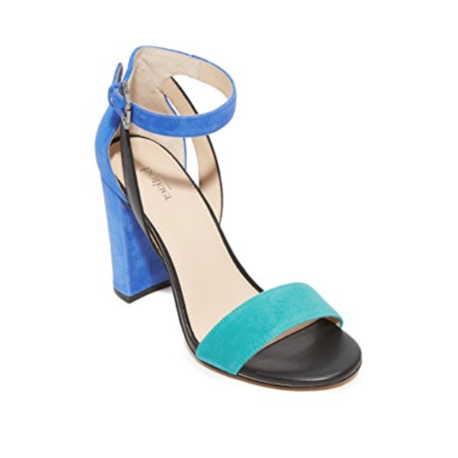 Gianna Suede Ankle Strap High Heel Sandals-Shoes-Botkier-6.5-ShoeShock