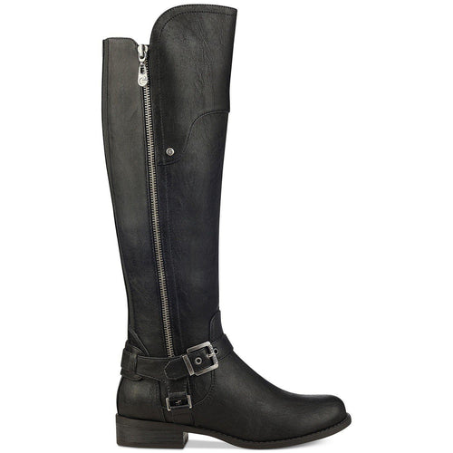 G by Guess Harson Wide-Calf Tall Boots Women's Shoes-Shoes-G By Guess-7-ShoeShock