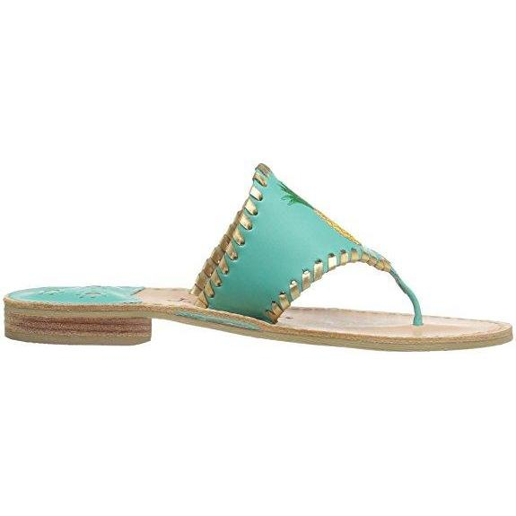 Jack Rogers Women's Pineapple Dress Sandal-Shoes-Jack Rogers-6-ShoeShock