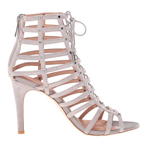 Joie Rhoda Lace-Up High Heeled Sandals-Shoes-Joie-6.5-ShoeShock