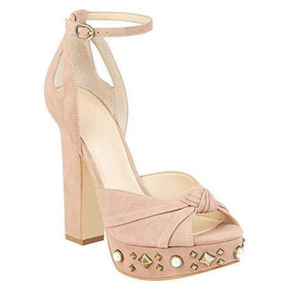 Guess Women's Kenzie Studded Platform Sandals-Shoes-Guess-6-ShoeShock