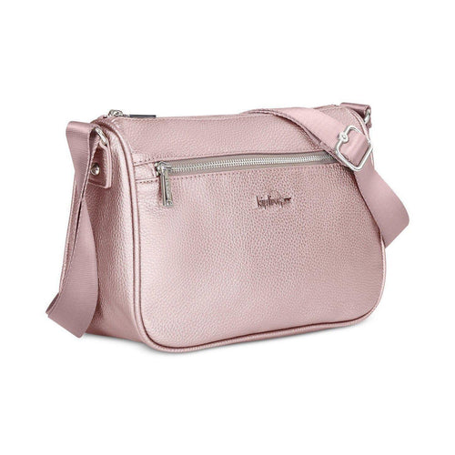 Kipling Callie Small Vegan Leather Crossbody-Handbags & Accessories-Kipling-ShoeShock