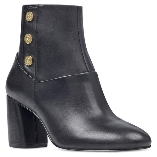 Nine West Kirtley Block-Heel Booties-Shoes-Nine West-5-ShoeShock