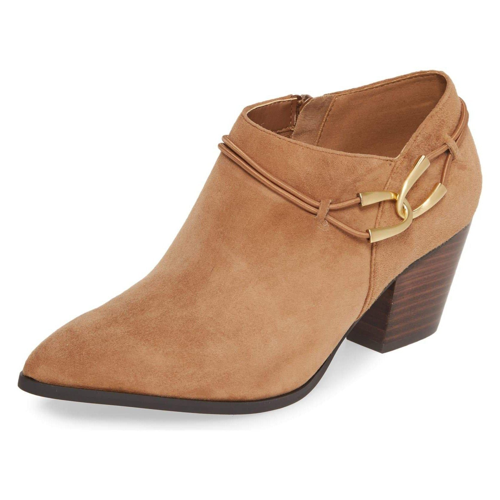 Leather Esme Ankle Boots