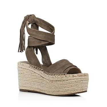 Marc Fisher Ltd. Rabecca Ankle Tie Espadrille Platform Wedge Sandals-Shoes-Marc Fisher-10-ShoeShock