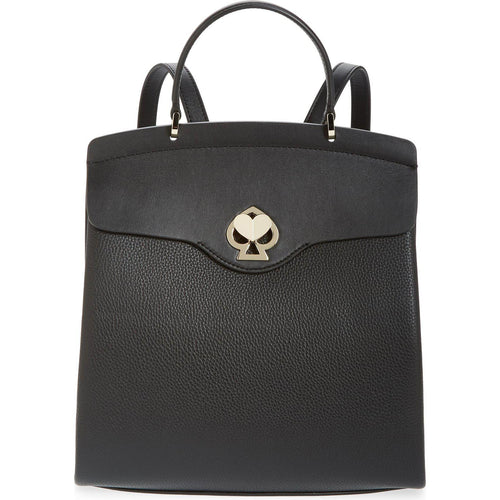 Medium Romy Leather Backpack