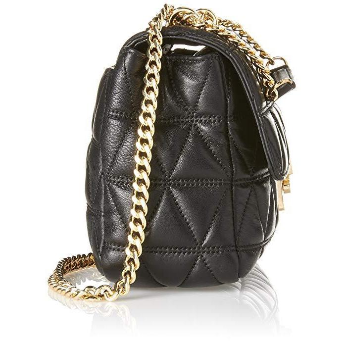 710c00aae747 Michael Michael Kors Sloan Chain Quilted Extra-Large Leather Shoulder Bag-Handbags    Accessories