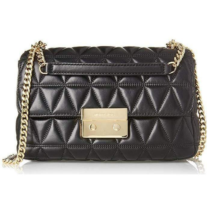 b535aba5d55 Michael Michael Kors Sloan Chain Quilted Extra-Large Leather Shoulder Bag- Handbags   Accessories