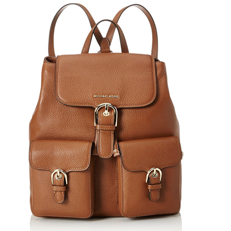 88b8cb52f6e476 MICHAEL Michael Kors Women's Small Cooper Flap Backpack-Handbags-Michael  Kors-ShoeShock