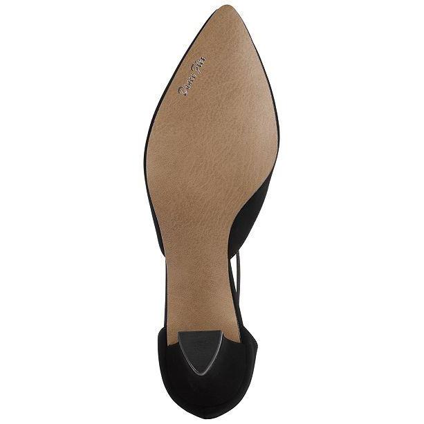 MoonLight Pointed Toe D-orsay Pumps