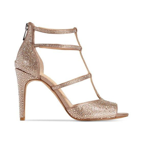 I.N.C. Raechie Embellished Evening Sandals-Shoes-INC-8-ShoeShock