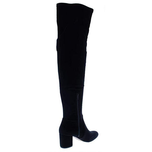 INC Womens Rikkie 2 Velvet Night Out Over-The-Knee Boots-Shoes-INC-5-ShoeShock