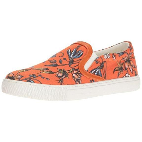 b6c4f459b8d868 Sam Edelman Pixie Floral Print Slip On Sneakers-Shoes-Sam Edelman-7-