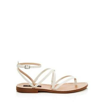 Sand Strappy Thong Sandals