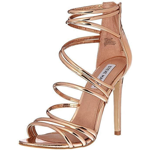 Steve Madden Women's Santi Strappy Dress Sandals-Shoes-Steve Madden-6.5-ShoeShock